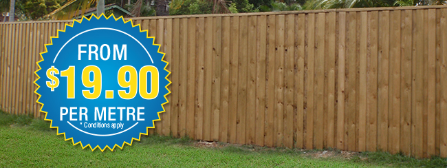 timber fencing from amazing fencing