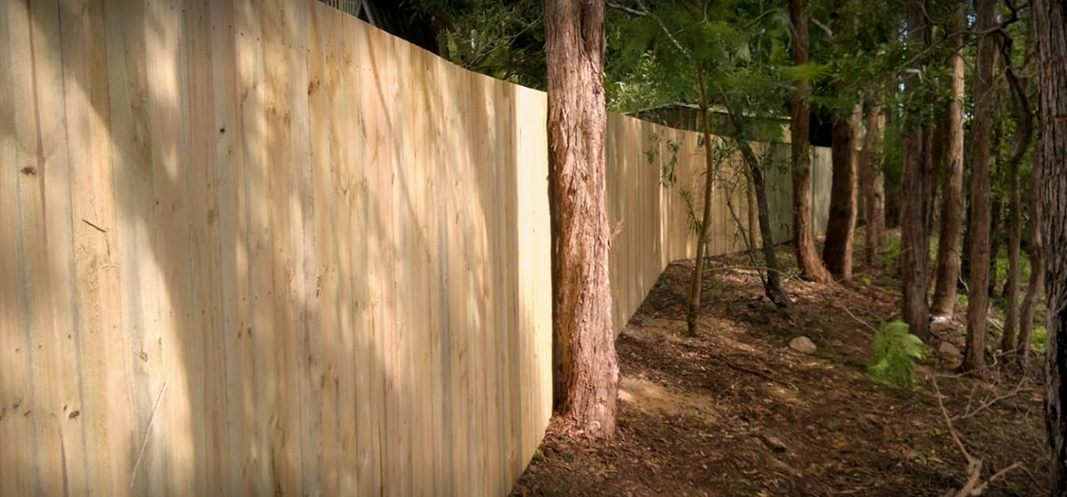 treated timber fencing contractors