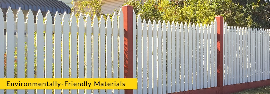 Environmentally Friendly Timber Fencing
